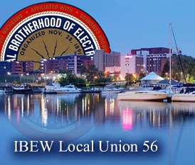 Careers with IBEW Local 56, Erie PA