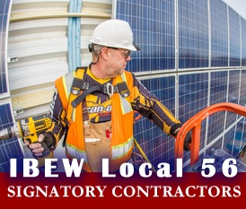Electrical Contractors of IBEW Local 56